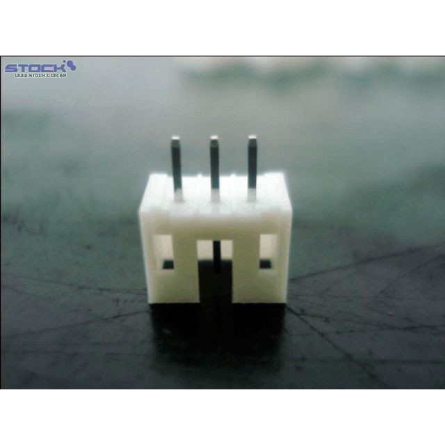 Conector Placa Fio PH 180 Graus 3P