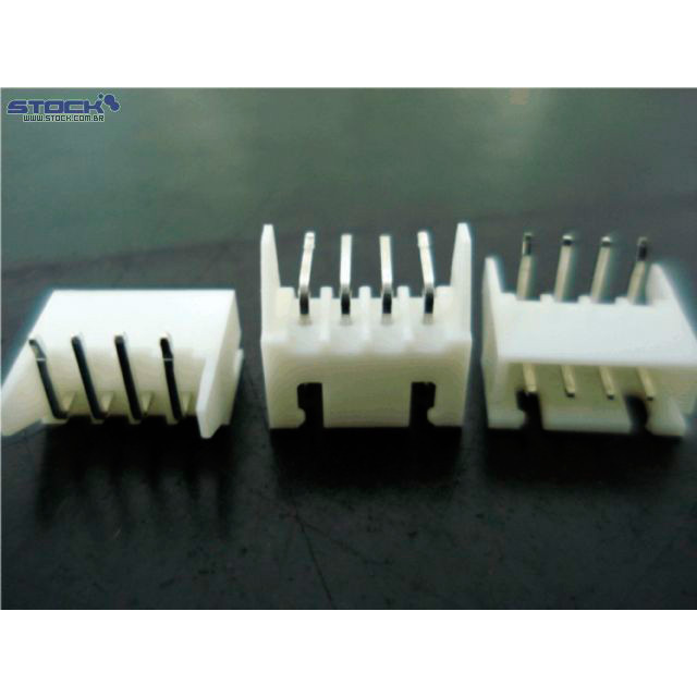 Conector-Placa-Fio-XH-90-Graus-4P