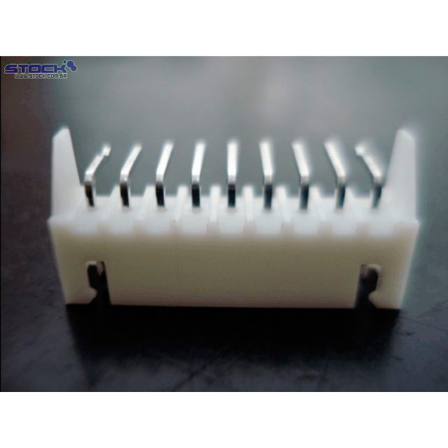 Conector Placa Fio XH 90 Graus 9P