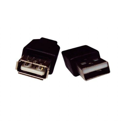 Cabo Extersor USB A Macho x A Fêmea 3.00m Versão 2.0 Preto