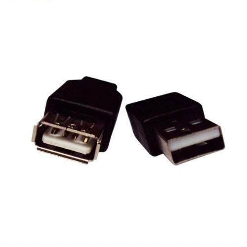 Cabo Extersor USB A Macho x A Fêmea 5.00m Versão 2.0 Preto