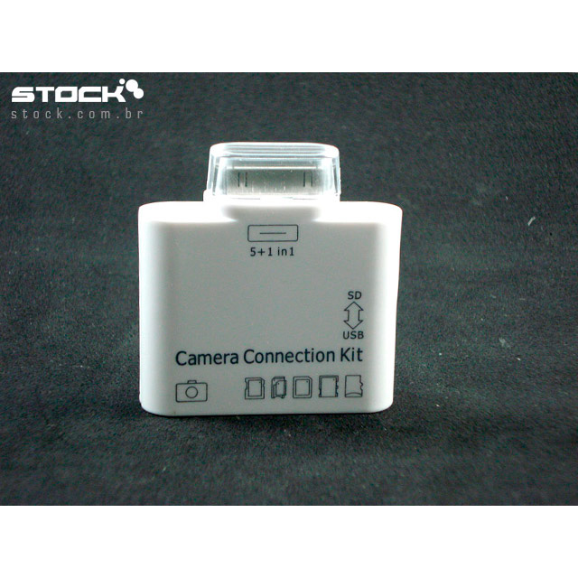 Cabo USB A Macho para Leitor de Cartão para Celular Modelo Iphone