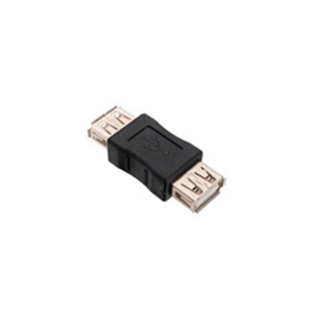 Adaptador-USB-A-Fêmea-x-A-Fêmea-Cinza