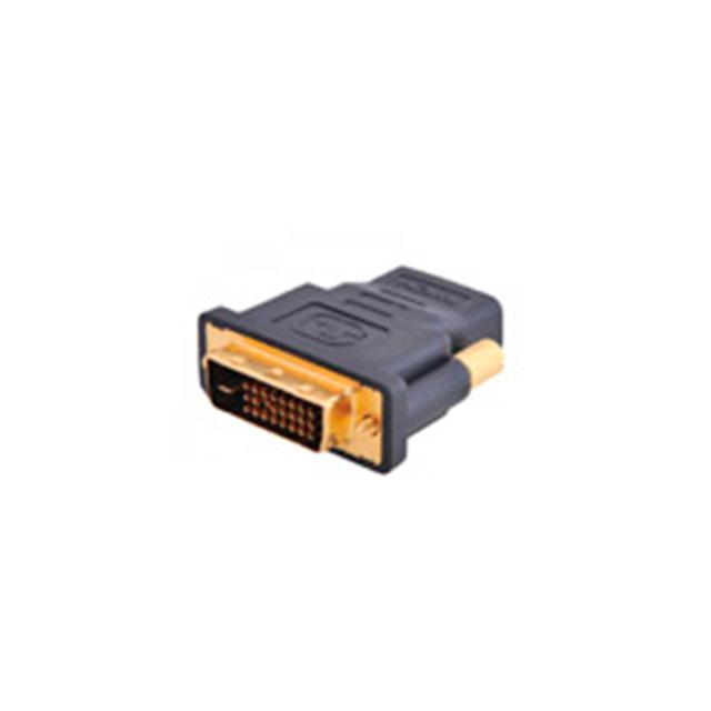 Adaptador-HDMI-Fêmea-x-DVI-Macho-Preto