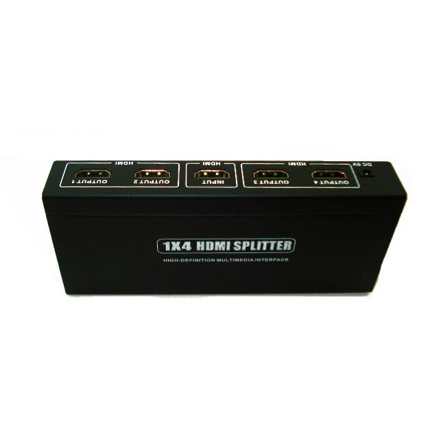 LU 612 HDMI 1 * 4 Splitter ( 3D )