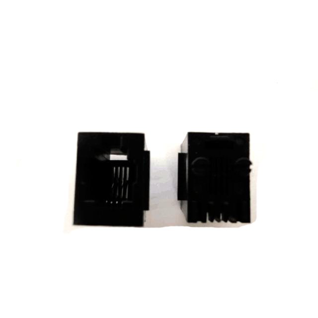 Modular-Jack-Fêmea-180-Graus-PCI-4-x-4