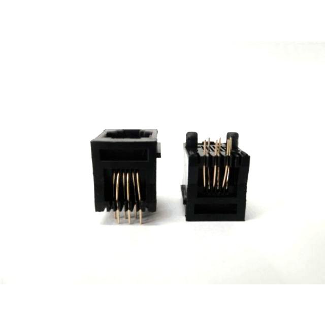 Modular-Jack-Fêmea-180-Graus-PCI-6-x-6