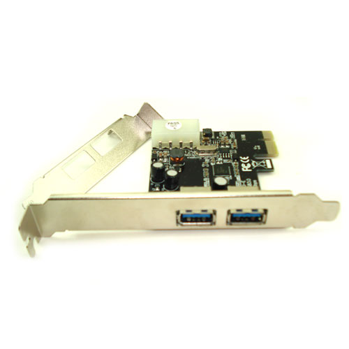 Placa PCI-E x USB 3.0