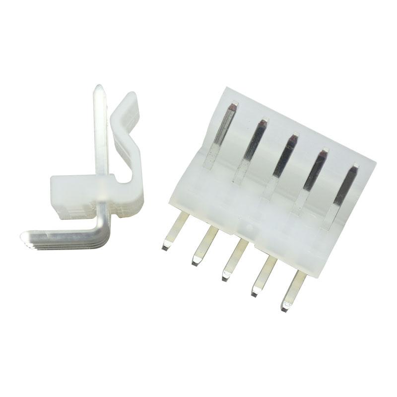 Conector KK 3.96mm 90 Graus 5 Pinos