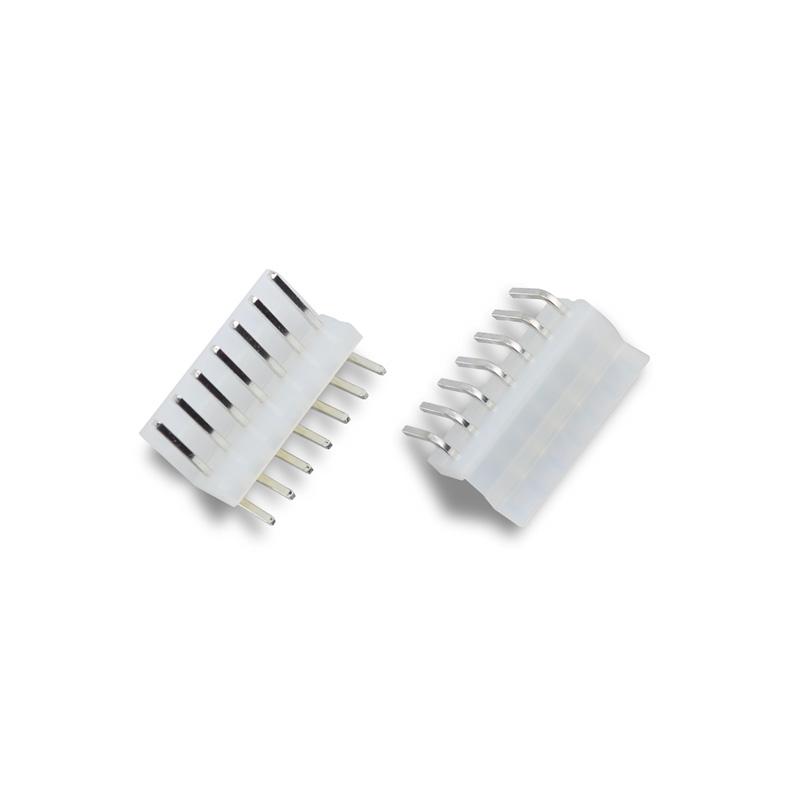 Conector KK 3.96mm 90 Graus 7 Pinos