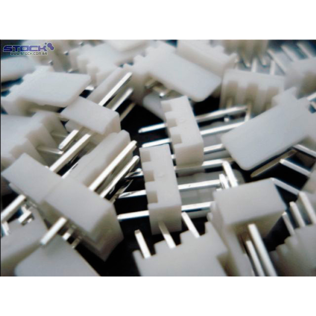 Conector KK 3P 180 Graus 2.54mm